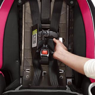 美国进口 GRACO(葛莱) 儿童汽车安全座椅 4ever 0-12岁 粉色 ISOFIX