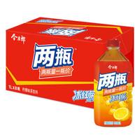 今麦郎 冰红茶 柠檬味 1L*8瓶 整箱装