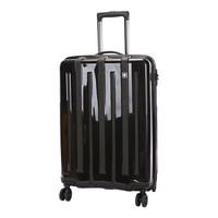 瑞世拉杆箱 商务时尚登机箱经典简约行李箱静音万向轮旅行箱密码箱 SN8802 20英寸 黑色 *4件