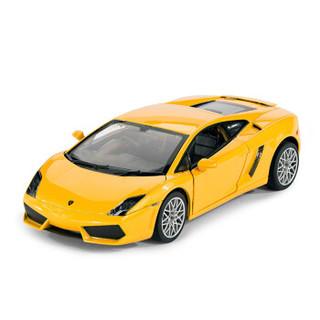 RASTAR 星辉 兰博基尼盖拉多 1:20 汽车模型 黄色