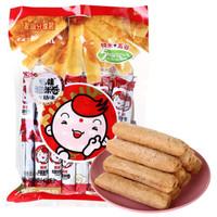 FUWA FOODS 福娃 糙米卷 牛奶味 428g
