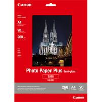 Canon 佳能 SG-201 A4亚高光泽照片纸