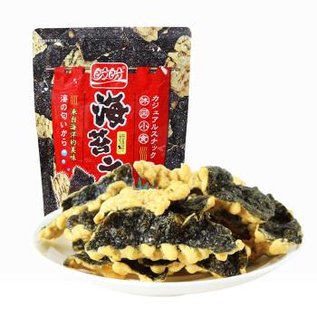 PANPAN FOODS 盼盼 海苔之脆 海盐味 40g