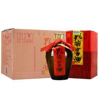 孔府家酒 陶天下 浓香型白酒 52度 500ml*6瓶 整箱装