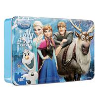 Disney 迪士尼 11DF2794 冰雪奇缘 200片铁盒木质拼图 *3件
