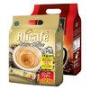 马来西亚进口啡特力(Alicafe)3合1特浓白咖啡720g+法式碳烤3合1咖啡777g 套装