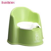 京东PLUS会员 : BABYBJORN 宝宝训练马桶 绿色 *3件