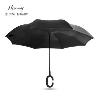 Hömmy 佳佰 双层反向直柄伞 雏菊