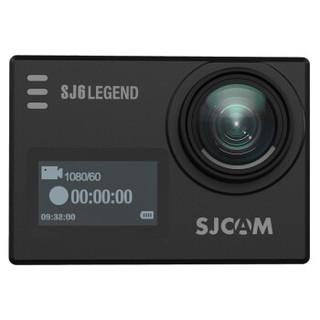 SJCAM SJ6 LEGEND 4K运动相机 黑色