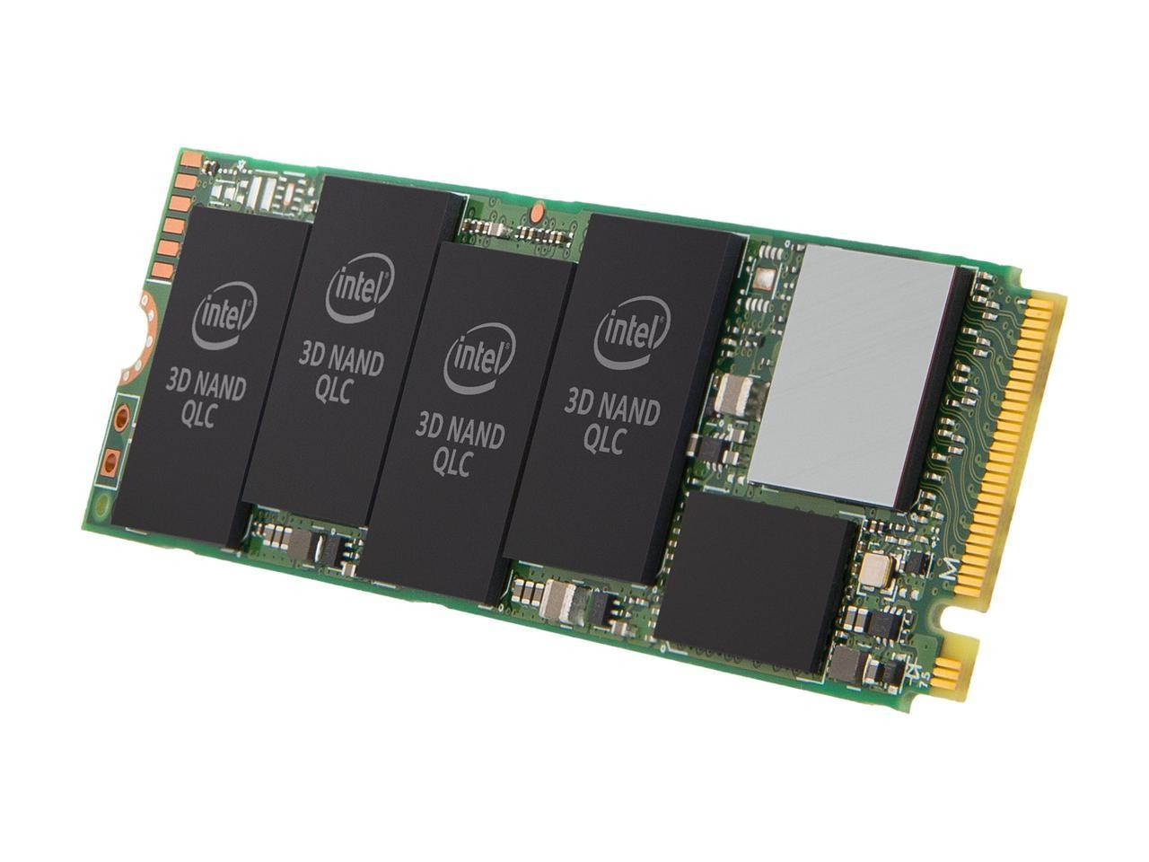 intel 英特尔 660P 固态硬盘 512GB M.2接口(NVMe协议) SSDPEKNW512GB