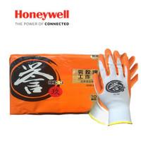 京东PLUS会员 : Honeywell 霍尼韦尔  誉系列 YU138 劳保手套 10副/包 *10件