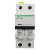 京东PLUS会员 : Schneider Electric 施耐德电器 空气开关 *3件