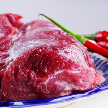 DEEJ 东阿阿胶 黑驴王子 驴腿肉 (500g)