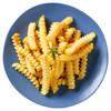 浦之灵 美式扭扭薯条 波浪薯条冷冻 300g 方便菜 油炸小食 生鲜蔬菜