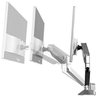 AOC SSX01 显示器支架 (银色)
