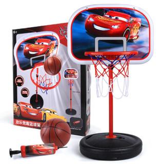Disney 迪士尼  儿童益智玩具篮球架 Disney麦昆大号