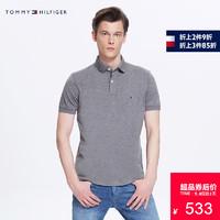TOMMY HILFIGER 汤米·希尔费格 MW0MW04119OS 男士POLO衫 (深藏青色、S)