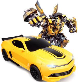 MZ 美致 变形5代金刚汽车人 大黄蜂战神 黄色
