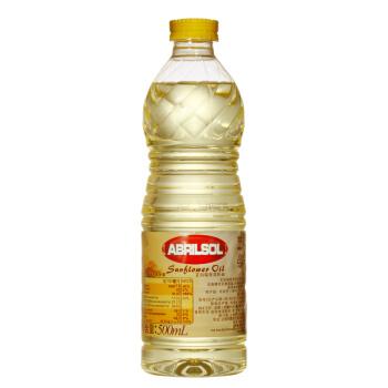 ABRIL 艾伯瑞 葵花籽油 500ml