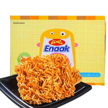 GEMEZ Enaak 小鸡干脆面 烧烤鸡肉味 16g*30包