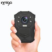 英米加(inmiga)DSJ-X6执法记录仪 高清现场记录仪便携式视频音频记录仪专业摄像机红外夜视 内置32G