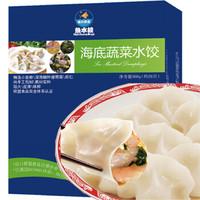 海贝夷蓝 水饺 海底蔬菜味 360g