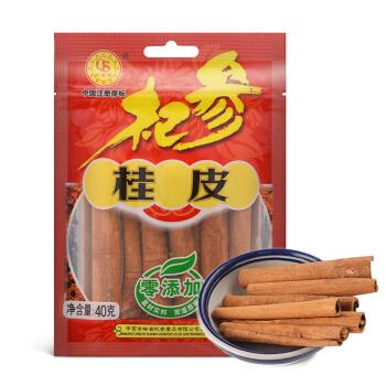 杞参 桂皮 40g