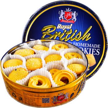 GPR 金罐 黄油曲奇饼干 340g *7件