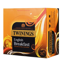 TWININGS 川宁 英式早餐红茶 125g