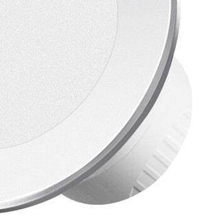 OPPLE 欧普照明 LED筒灯 3W 暖白光 银灰色