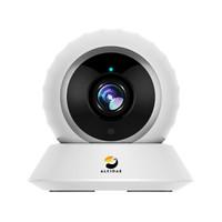 海雀摄像头Q1 支持HUAWEI HiLink 大广角1080P 磁吸简易安装 双向语音对讲 高清夜视 无线WIFI 云存储