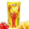 豪氏 龙虾薄片 鸡汁番茄味 102g *10件 49元(合4.9元/件)