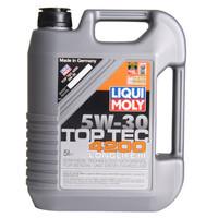 LIQUI MOLY 力魔 顶技4200全合成机油 5W-30 SN/CF A5/B5/C3 5L