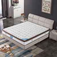 ESF 宜眠坊 J08舒适版 席梦思床垫 (180cm*200cm、21-25cm、乳胶加弹簧加3D椰维棕)