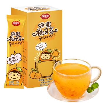 福事多 蜂蜜柚子茶 420g