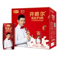 君乐宝  开啡尔酸奶(红枣味)200g*12盒 *5件