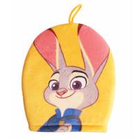 Disney 迪士尼 疯狂动物城朱迪兔 儿童沐浴手套(宝宝洗澡巾搓澡巾)