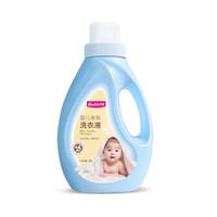 开丽(Kaili)婴儿亲肤洗衣液 宝宝儿童洗衣液新生儿洗护用品1L装 *11件