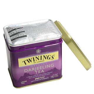 TWININGS 川宁 欧式大吉岭红茶 100g