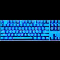 ThundeRobot 雷神 K750 87键RGB机械键盘 (雷神TR黑轴、蓝血人)