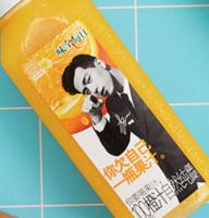 味全 每日C橙汁 300ml*4瓶