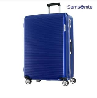Samsonite 新秀丽 万向轮男女旅行几何28分区行李箱拉杆箱