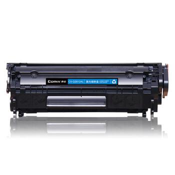Comix 齐心 CX-Q2612AL 2612A CRG303 硒鼓 (黑色、超值装/大容量、通用耗材)
