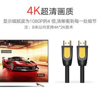 UGREEN 绿联 HD101 2.0版 圆线 HDMI线