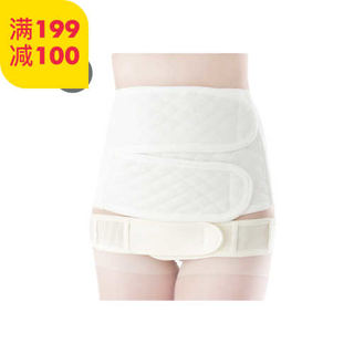 INUJIRUSHI 犬印 剖腹产专用束腹带 L