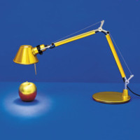 Artemide Tolomeo 意大利进口土豪金限量定制版灯具时尚创意台灯