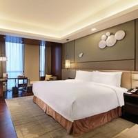 山水庭院+茶室+天际游泳池 无锡太湖华邑酒店1晚度假套餐