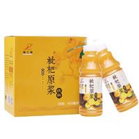 福仁缘 枇杷原浆饮料 450ml*6瓶