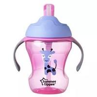 赠品超值,Tommee Tippee 汤美星 婴儿成长吸管杯 *4件+凑单品