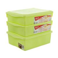 Citylong 禧天龙 1551 塑料收纳盒3件套